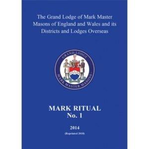 Mark Ritual Book No. 1