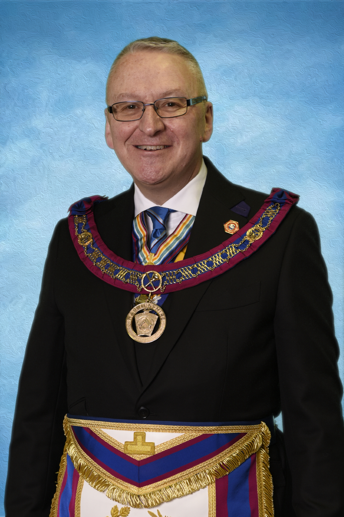 Andrew R. Armbrister, Assistant Provincial Grand Master