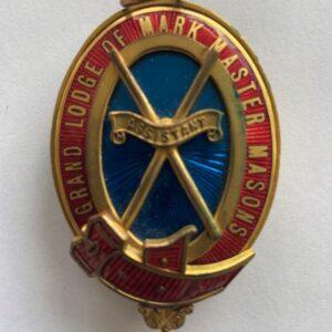 Grand Lodge Jewel