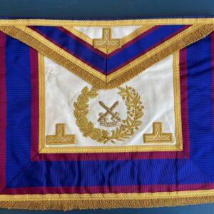 Grand Lodge Dress Apron