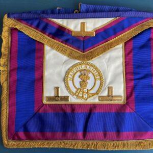 Provincial Grand Lodge Dress Apron