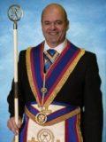 Howard Smith, Provincial Grand Director of Ceremonies