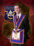 James Freakley, Provincial Deputy Grand Secretary