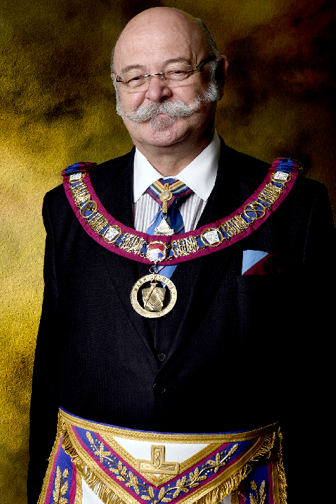 Phil Wills, Provincial Grand Master